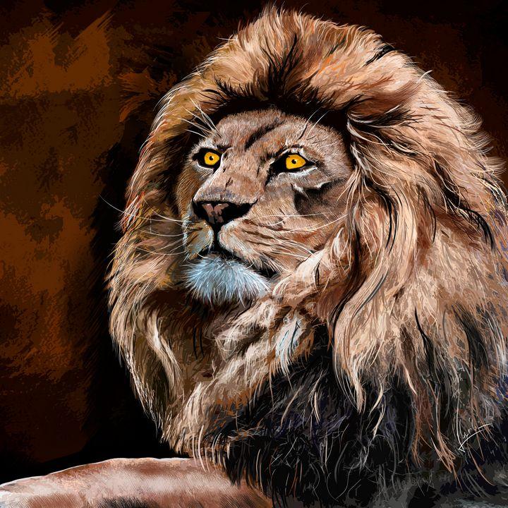 Lion #1 - LevonArt