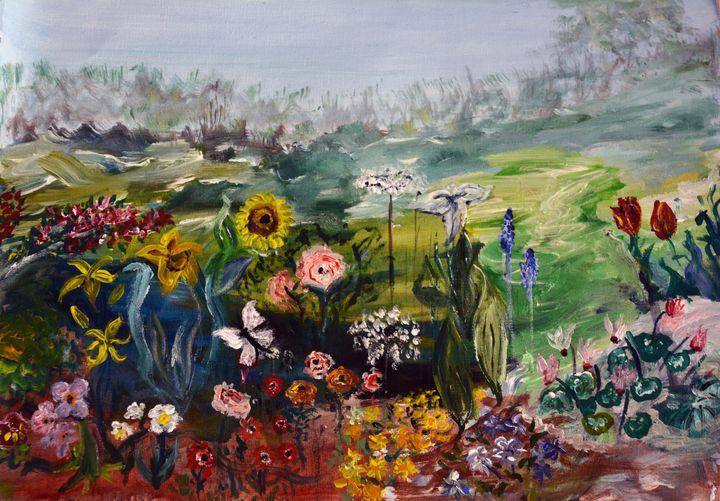 Colors in the Wild - Rafaella