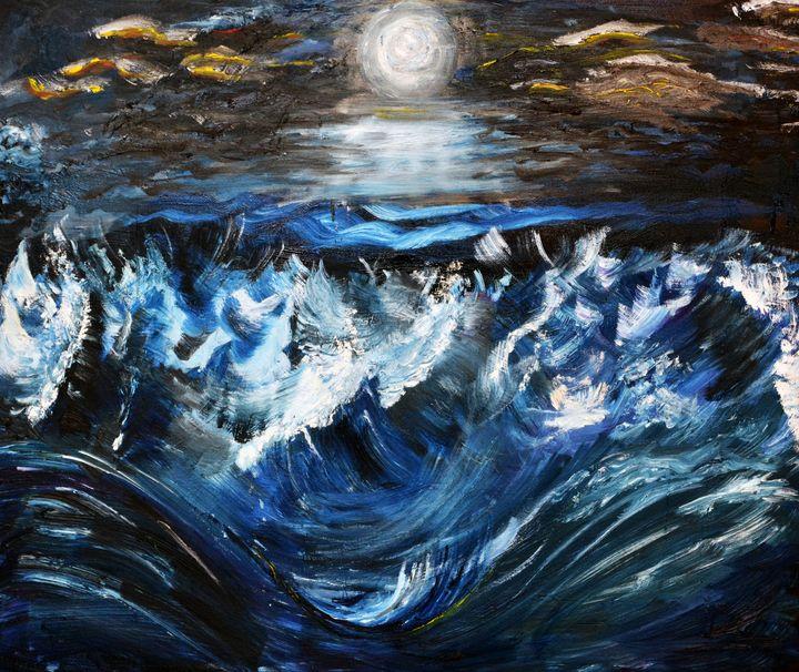 Sea-Moon - Rafaella