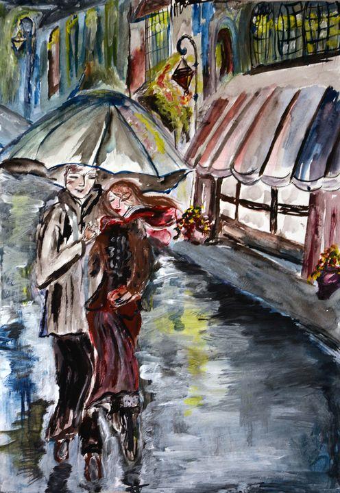 Under One Umbrella - Rafaella