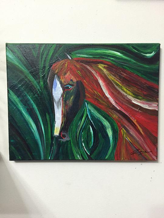 Horse - Neeraj kumar