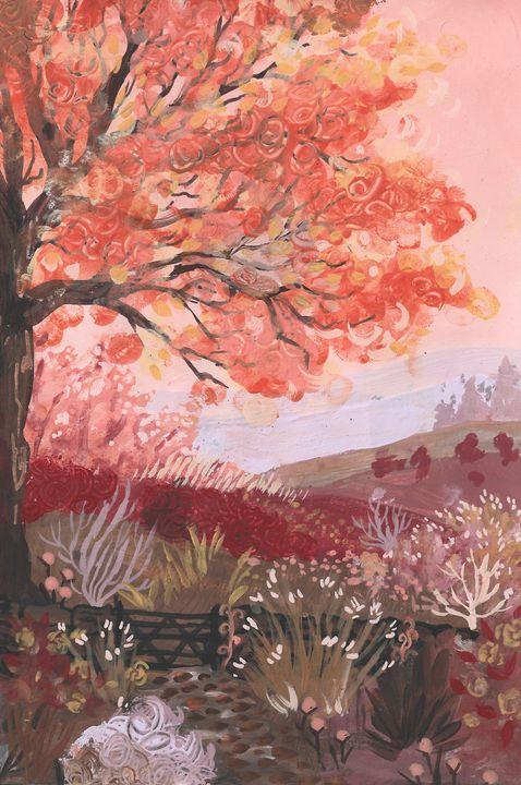 Autumn Meadow - Aquarius Arcanist