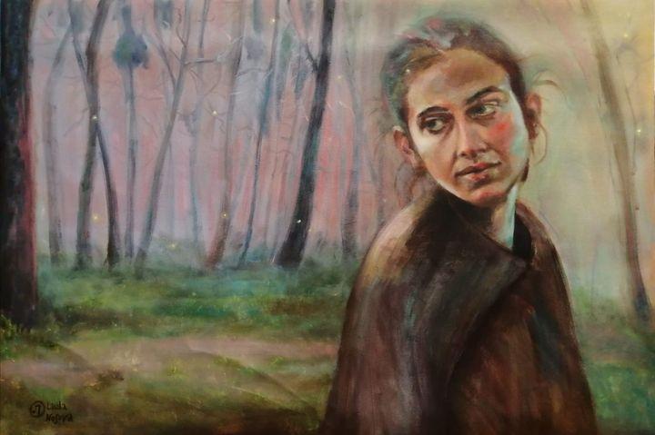 Forest - Liuba Nosova Art