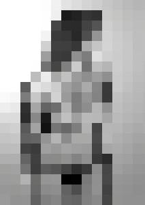 woman posing with panties - rogerioarte