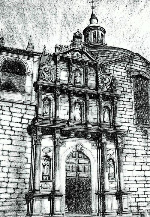 Amarante, S Gonçalo Monastery, A3 - rogerioarte