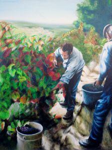 grapegatherers