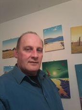 Artist Steven Keys