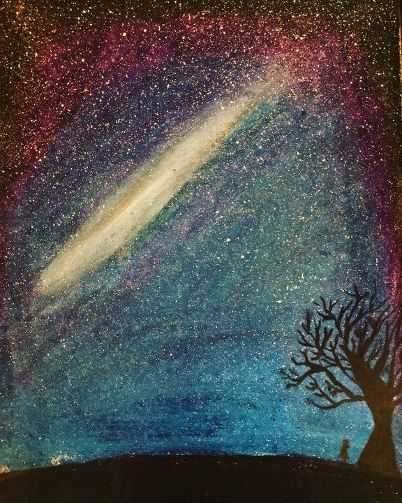 Night Sky - Mounika