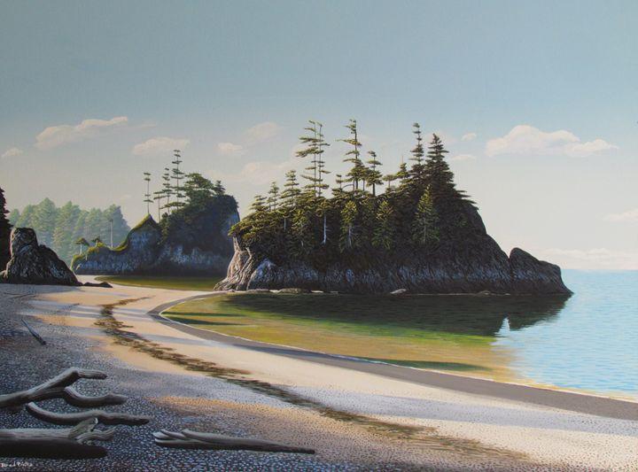 Brady's Beach - Brad Piatka