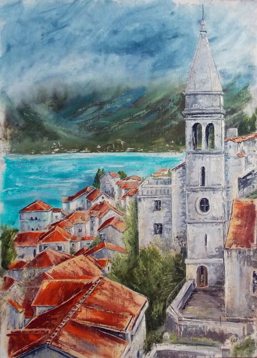 Old Europe. Montenegro - Nina Polunina