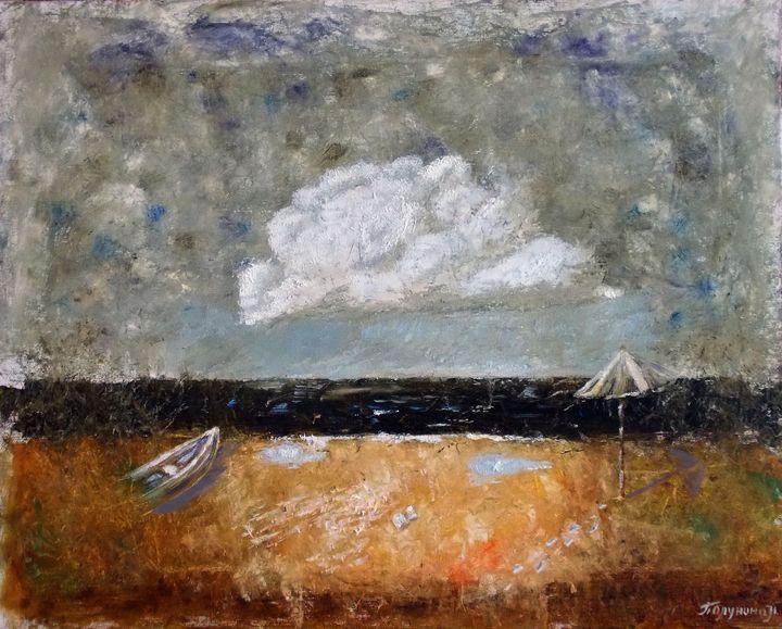 Cloud. Just a cloud - Nina Polunina
