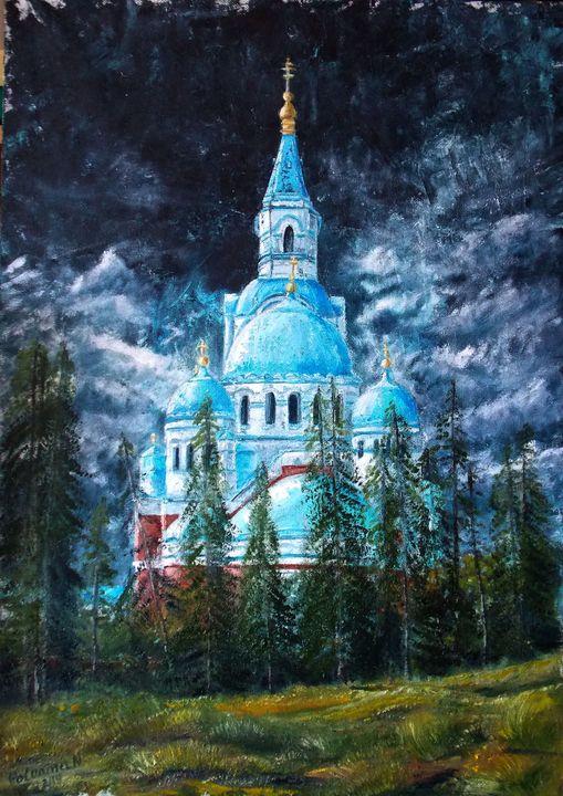 Before the storm - Nina Polunina