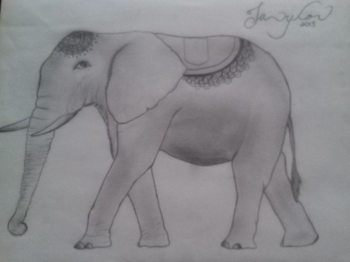 elephant - Art