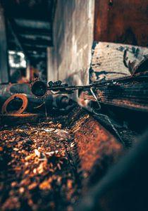 Rusty Saw