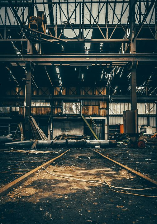 Abandoned Factory - de Utregter