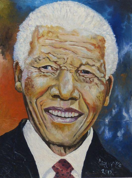 Nelson Mandela - ArtEddy