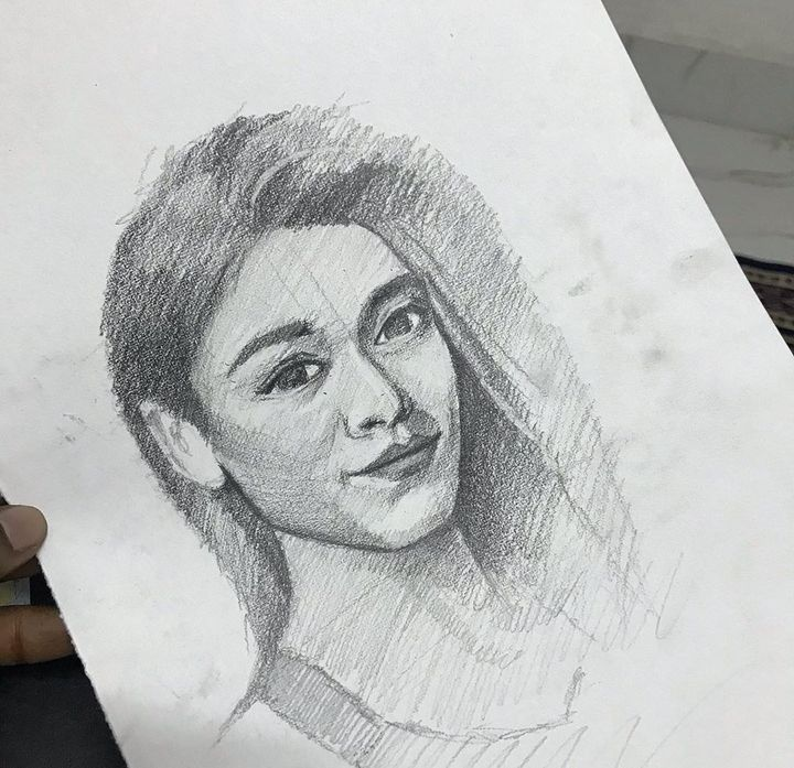 Pencil sketch by Amirsheikh - Pencil Art by Amirsheikh