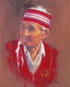 Karan Old Man