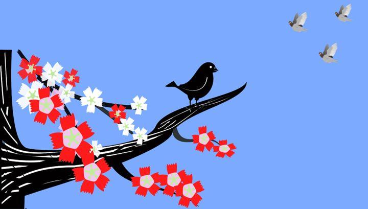 The Spring - Amitabh's Arts