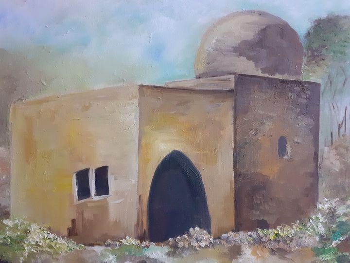 rachel tomb - nadine elfassi