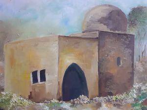 rachel tomb