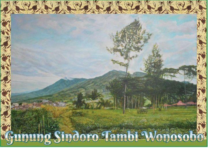Gunung Sindoro Tambi Dieng - arief_z@artistik-visual