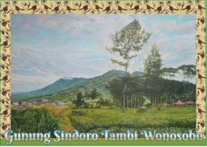 Gunung Sindoro Tambi Dieng
