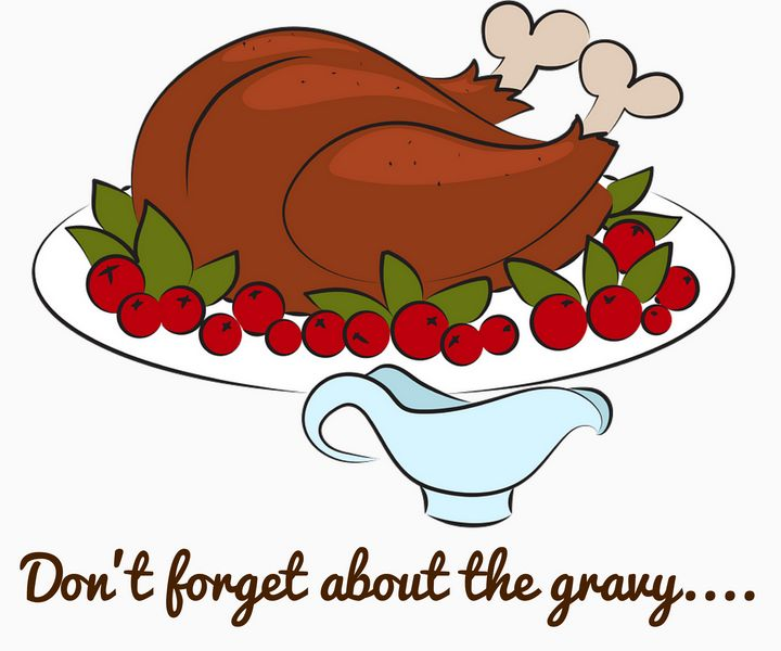 Thanksgiving Turkey #2 - SPLAT!