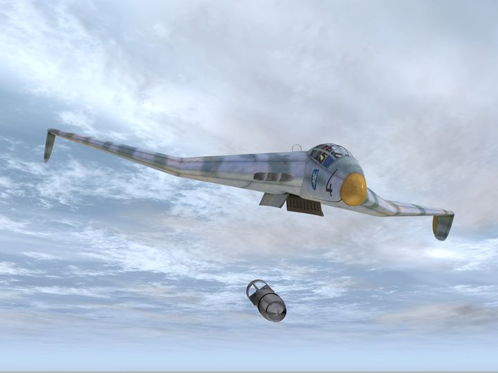 Focke-Wulf Fast Bomber - Mario Merino