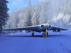 Horten 229V6 Winter Scene