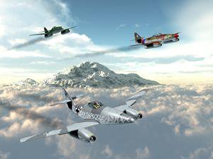 Me262 Jets