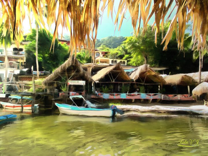 Mismaloya River - Your Treasures by Lola
