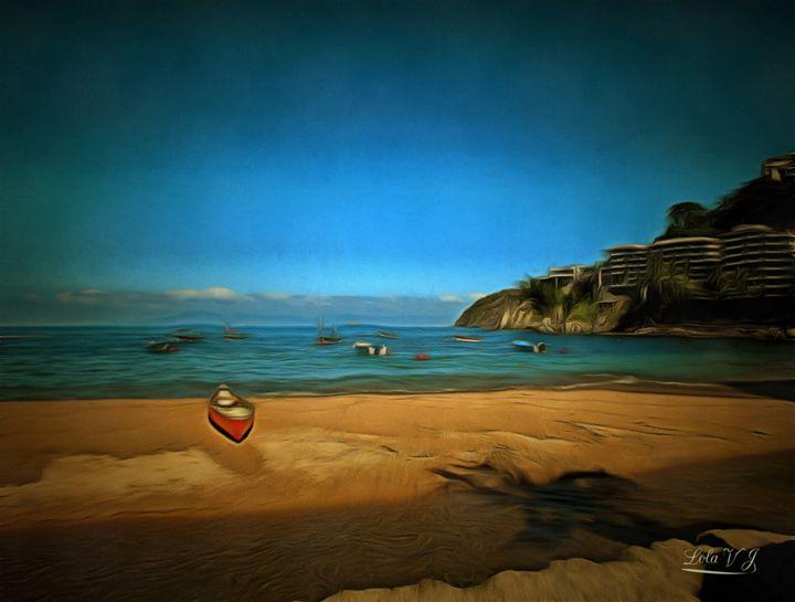 Mismaloya Cove - Your Treasures by Lola