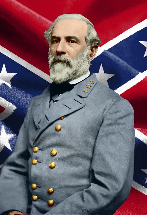 General Robert E Lee - Ed Mace