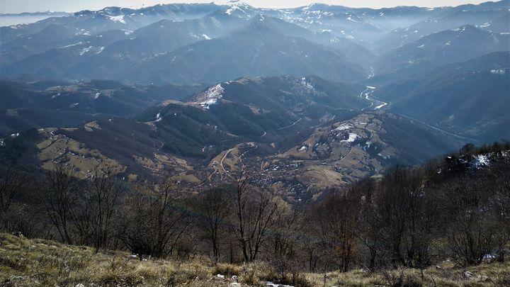 Bulgarian Mountains - Georgy Elenchev