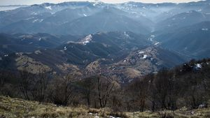 Bulgarian Mountains