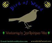 Bird of Wood Art
