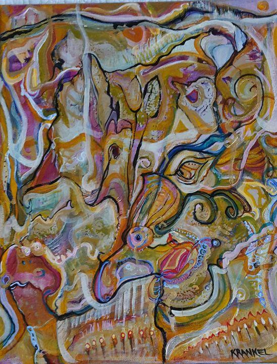 The Shape Shifter - Kaila Krankel