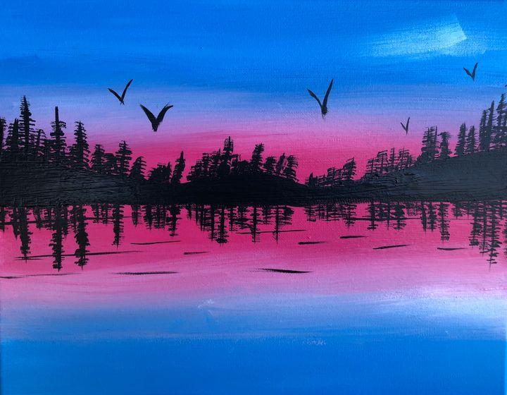 Serenity - MunchyAngel Art