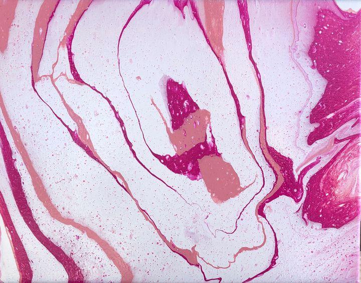 Untitled Abstract - MunchyAngel Art
