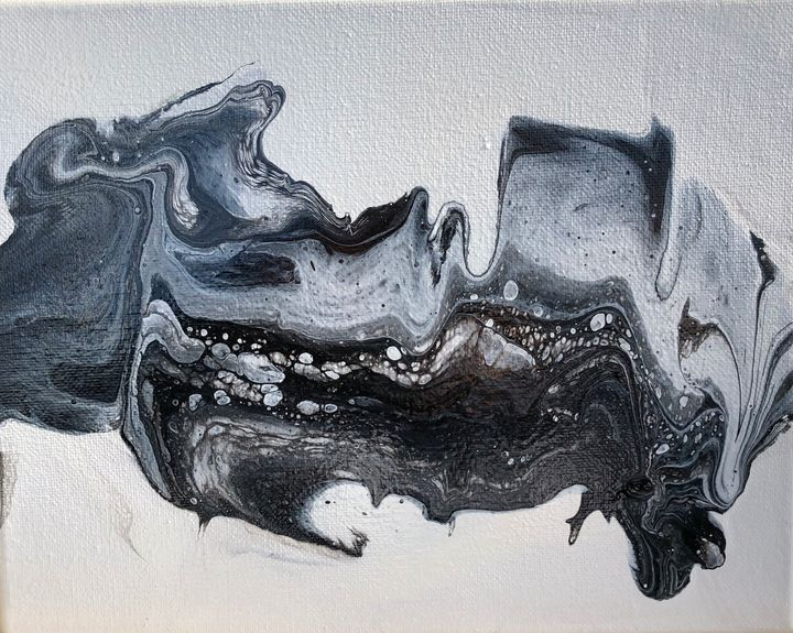 Abstract - MunchyAngel Art