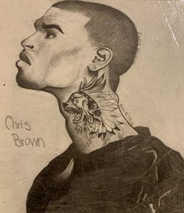 Third attempt of Chris Brown