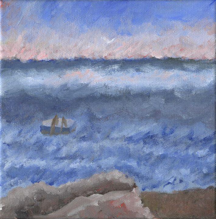 Milford, CT Beach - Ryan Olsen's Studio