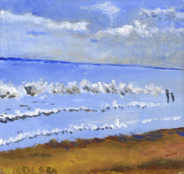 Misquamicut Beach, Rhode Island - Ryan Olsen's Studio