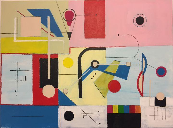 A shape - Tim Matkovic