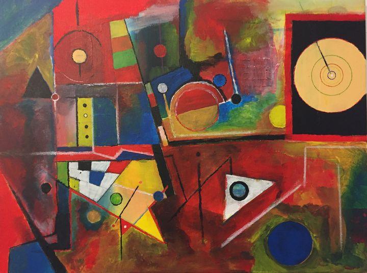 A lost composition - Tim Matkovic