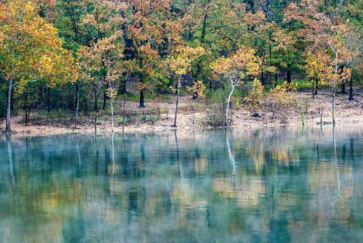 Misty Reflections - Persinger Creations