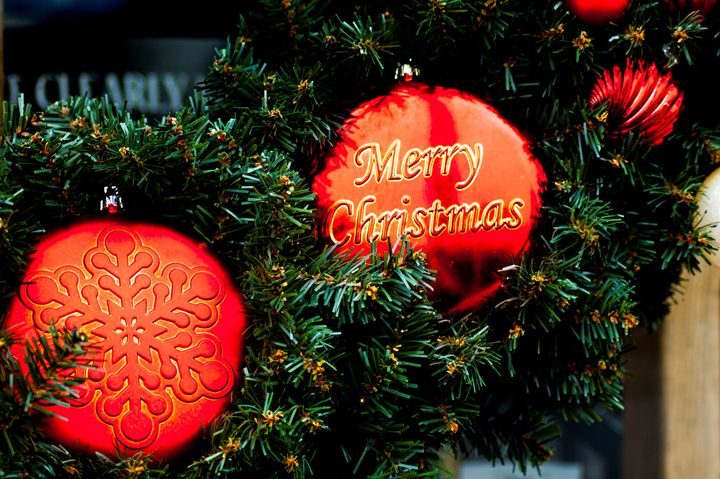 Merry Christmas in Red - Persinger Creations
