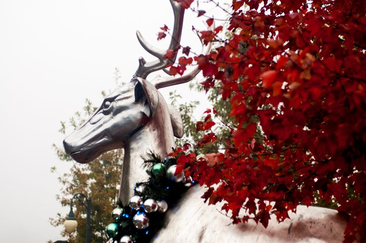 Stag Statue - Persinger Creations