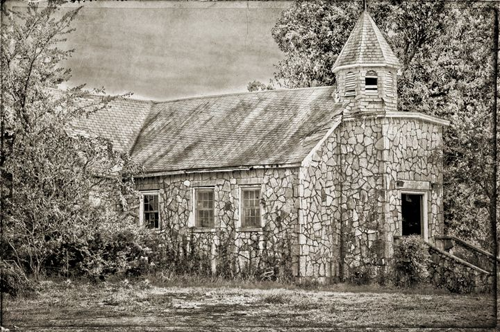 Old Church - Persinger Creations